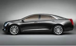 2017 Cadillac XTS News...