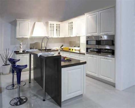 white laminate kitchen cabinet doors reposteros para cocinas peque 241 as 161 soluciones ideales 1852