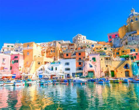 The Islands Of Capri Ischia And Procida Sweet Naples Tours