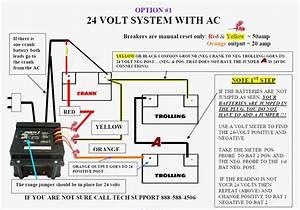 36 Volt Trolling Motor Battery Diagram