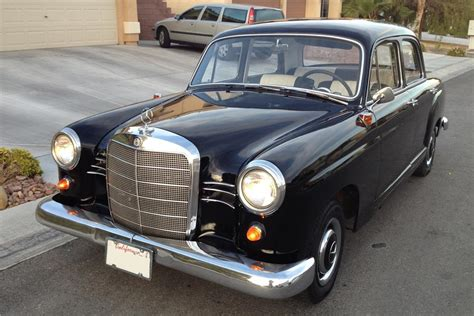 Vintage Mercedes Diesel, Or? Classy (cheap) Commuting
