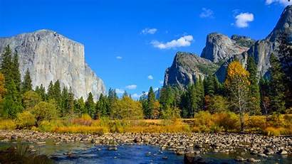 5k 4k Yosemite Wallpapers Apple Forest Mountains
