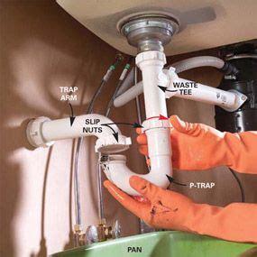 unclog  sink unclogging drains clogged sink