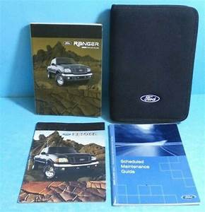 04 2004 Ford Ranger Owners Manual