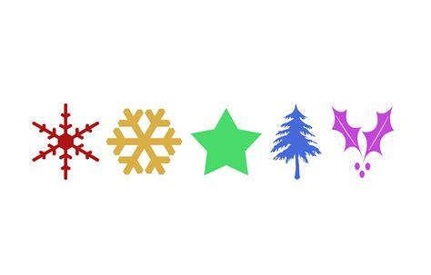 Christmas Symbols Clip Art Free