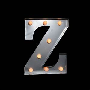 marquee light letter 39z39 led metal sign 10 inch battery With metal letters with led lights