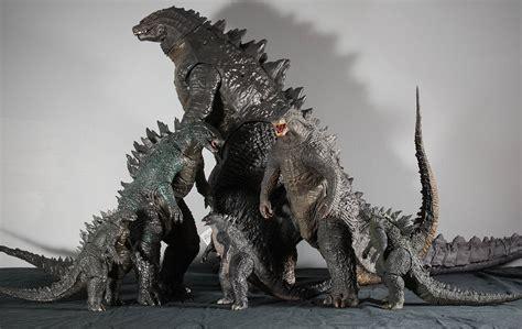 Toho 30cm Series Godzilla 2014 Vinyl Figure