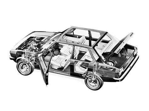 Volkswagen Derby 86c 10 40 Hp