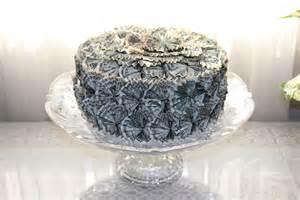 Cake Made with Dollar Bills Money