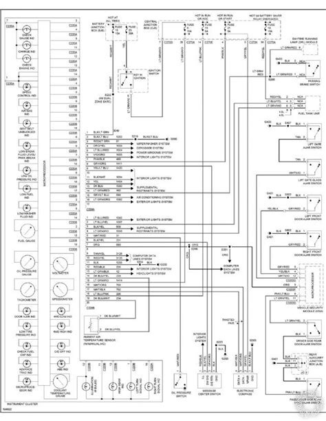 Viper 5704 Wiring Schematic by Viper 5704 2004 Mountaineer Page 3
