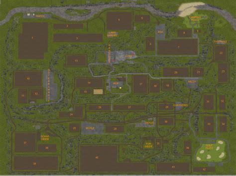 ls  map uebersicht   tutorials mod fuer