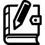 Diary Icon Icons Svg Social Library Onlinewebfonts