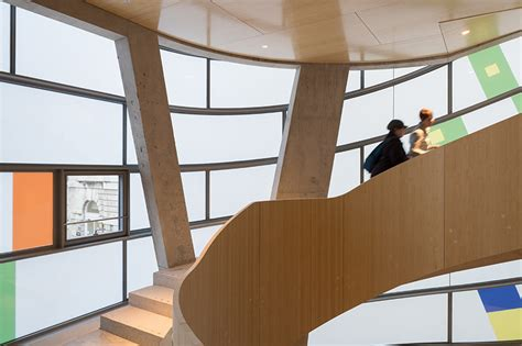 Maggies Centre Barts In by Steven Holl Completes Maggie S Centre Barts In Central