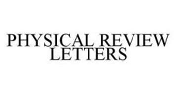 physical review letters 2 the american physical society trademarks 19 from 43937