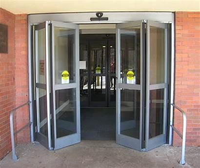 Automatic Doors Door Sliding Commercial Ellipsis Fire