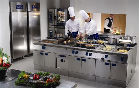 Commercial Kitchen  Marceladickcom