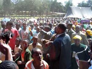 Holy Ghost Explosion in Africa - Regions Beyond - YouTube