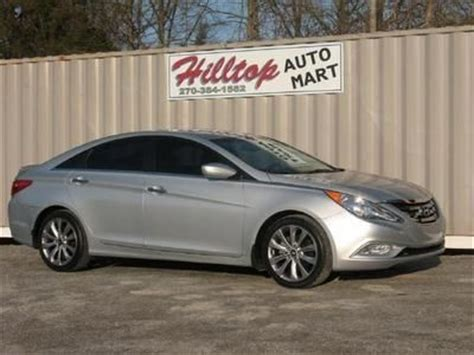 buy  silver hyundai sonata se alloy wheels gray cloth interior tinted windows  columbia