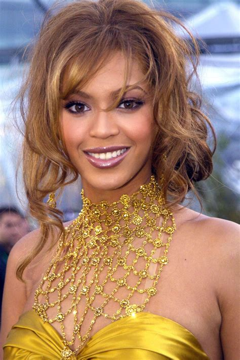 Beyonce Hairstyles by Beyonc 233 S Complete Hair Transformation Beyonce Hairstyle