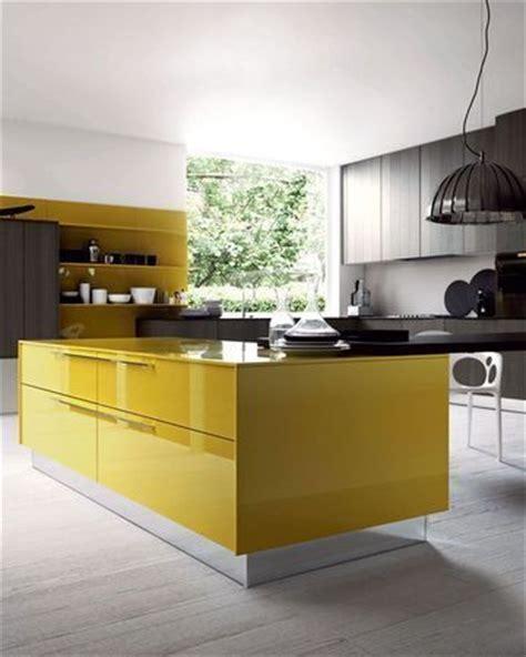 cuisine jaune moutarde plus de 23 modèles de cuisine à suivre la nouvelle
