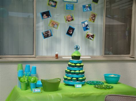 cc party planners braydens st birthday monsters