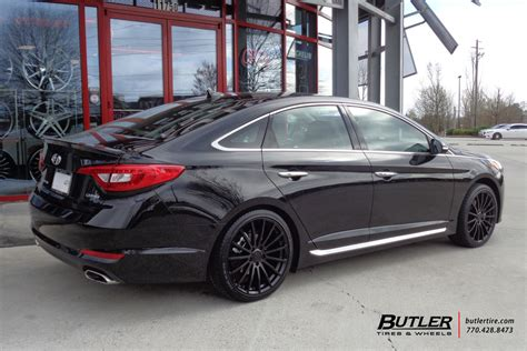 If you think of custom rims and picture chrome wheels on your hyundai sonata gleaming in the sun, you're right, but there's. Hyundai Sonata with 19in TSW Mallory Wheels exclusively ...