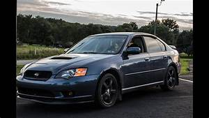 2005 Subaru Legacy Gt Exhaust