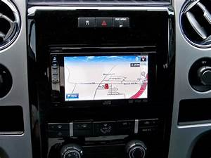 Ford F150 F250 How To Install A Navigation System
