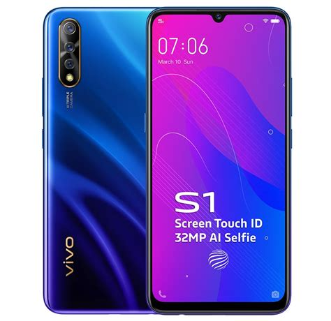 vivo  launched features    fhd display