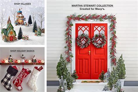 christmas decorations holiday lane macys