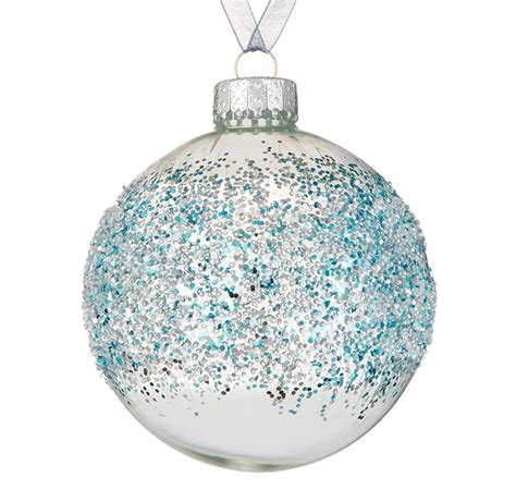 large silver baubles decorations 2016 the best baubles housekeeping