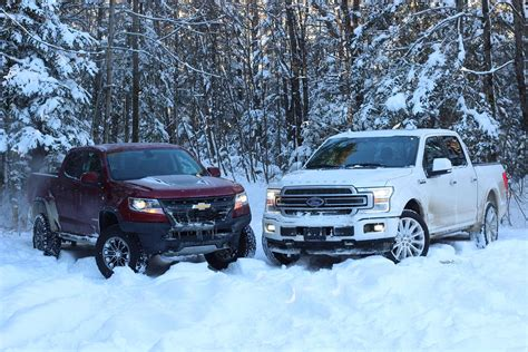 2018 Autoguidecom Truck Of The Year Chevrolet Colorado