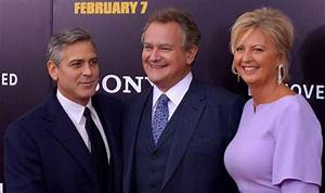 Oh Lord! Brave Hugh Bonneville lets wife Lulu meet George ...