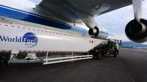 World Fuel Services Expands Aviation Fuel Supply and ...