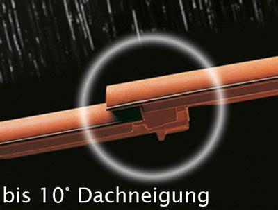 dachziegel dachneigung 10 t 252 ckisch dachziegel bei geringer dachneigung