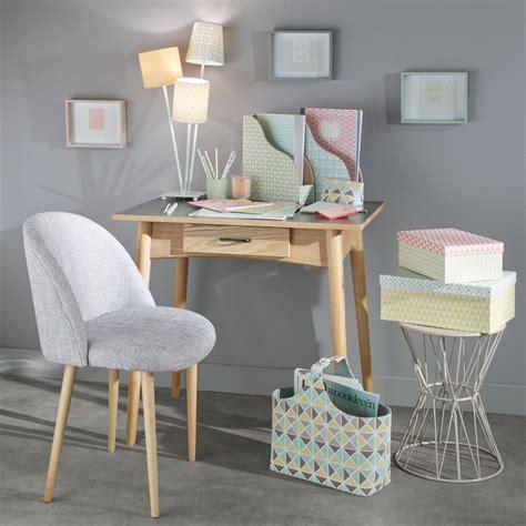chaise rotin maison du monde tendance vintage pastel chez maisons du monde anything