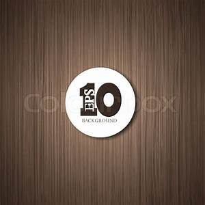 Vector wooden background with place for your text Eps10