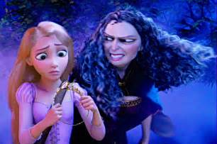 Tangled Disney Movie Cast