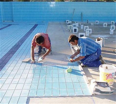 tipos de revestimientos  piscinas arquigrafico