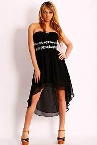 la mode des robes de france robe noir soiree pas cher With robe bal pas cher