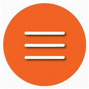 Image Gallery navigation menu icon
