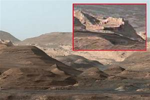 NASA photos of 'ancient alien city prove life existed on ...