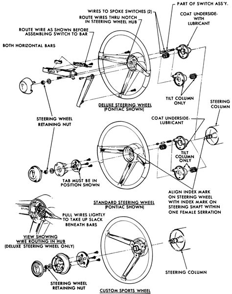 1964 Chevy Truck Wire Diagram For Horn On by 1967 Gto Horn Wiring Diagram Wiring Library