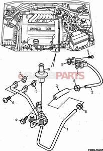 4360269 saab tube genuine saab parts from esaabpartscom for Saab kes diagram