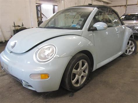 how to sell used cars 2005 volkswagen new beetle on board diagnostic system parting out 2005 volkswagen beetle stock 130241 tom s foreign auto parts quality used