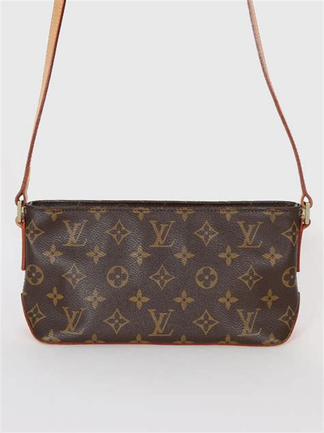 louis vuitton trotteur monogram canvas luxury bags