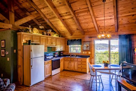 country kitchen blue hill country blue cabin whispering cabins 5995