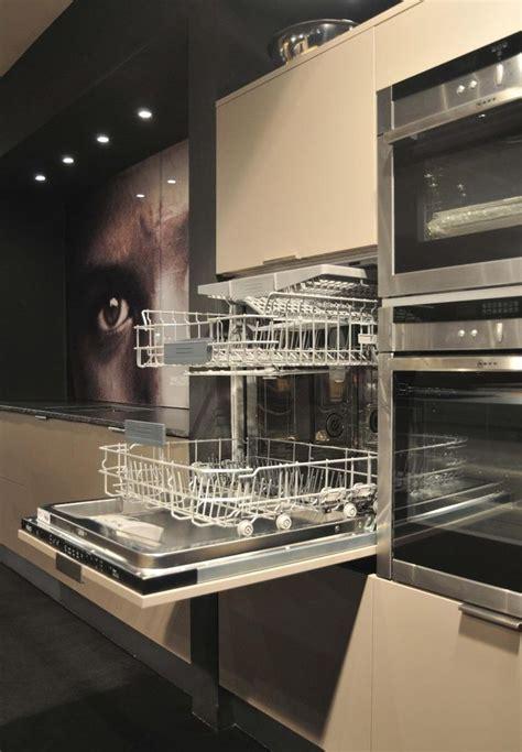 cuisine lave vaisselle en hauteur 1000 idées sur le thème lave vaisselle sur terrasse écrans et salle de bains