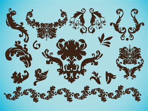 ✓ free for commercial use ✓ high quality images. Victorian Clip Art Pack