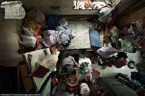 chambre minuscule appartements minuscules à hong kong chambre237